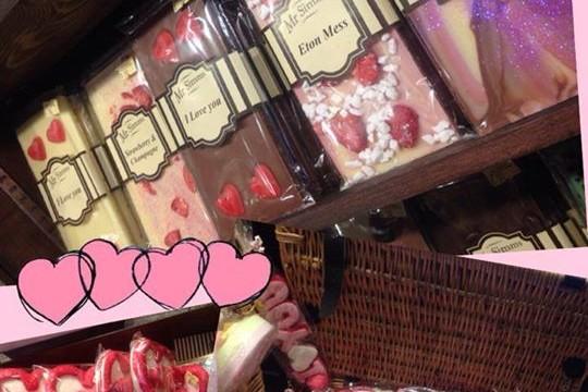 【識食】英倫情人巧克力