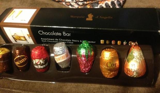 【識心靈】女生至愛--巧克力