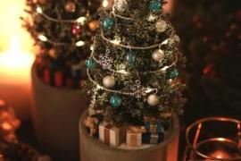 【識手作設計】別緻燈飾聖誕樹套裝