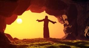 《假期最後一天.耶穌復活》
