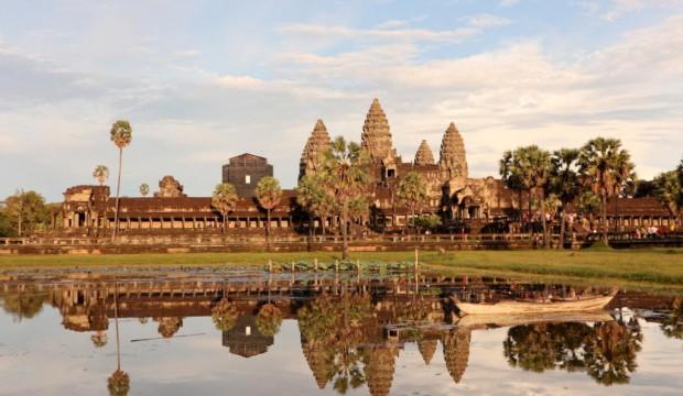 【悅目帶笑旅程】No. 7・柬埔寨的吳哥窟