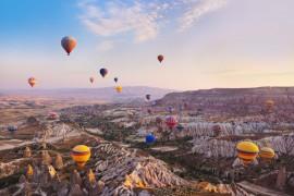 【悅目帶笑旅程】No. 3・土耳其卡帕多奇亞