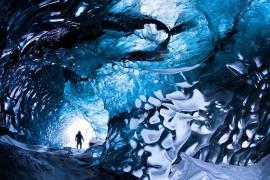 【悅目帶笑旅程】No. 1・冰島藍冰洞