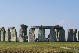 【悅目帶笑旅程】No. 2・英國巨石陣