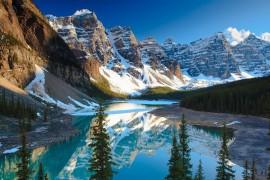 【悅目帶笑旅程】No. 6・加拿大夢蓮湖
